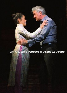Eva Noblezada and Simon Bowman